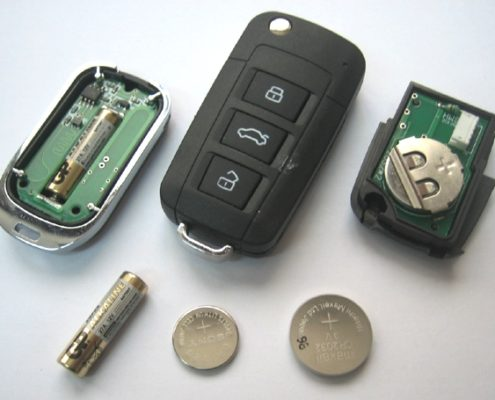 Shukey Key Duplication Car Remote Battery Change