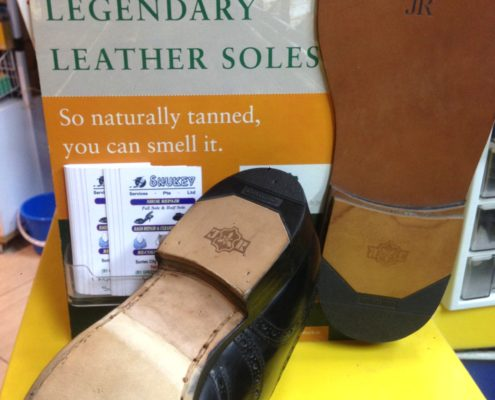 Shukey Leather Repairs Resole Shoes Oxfords Brogues